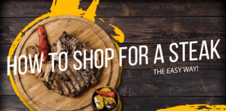 How to shop for a steak